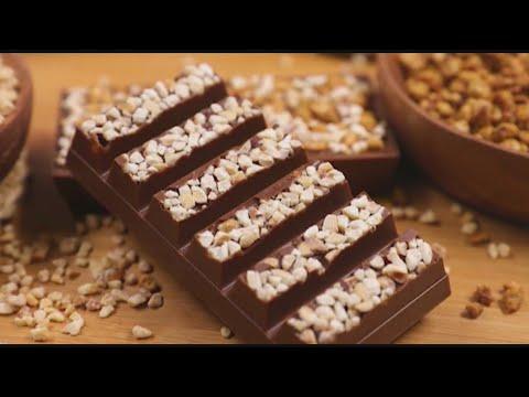 "Tony Sandoval on The Breeze - Nestlé introduces ""luxury, handcrafted KitKat bars $$$"