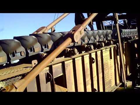 Nome: Old Bucket Ladder Dredge
