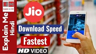 Reliance Jio 4G Download Speed Fastest Idea Second: TRAI Data
