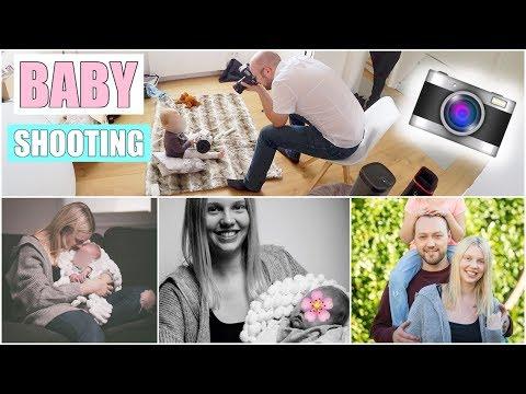 Newborn Shooting 👶🏼 | Baby & Familien Fotos | 4. Lebenswoche | Isabeau