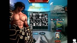 """LOCO: Evolution"" Gameplay #001 - Einblick/Charaktere [German/PC/FullHD]"