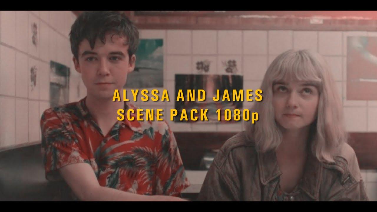 Download Alyssa and James Scene Pack | MEGA