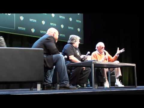 Silicon Valley Comic Con 2016: Closing Address Steve Wozniak & Stan Lee (and Jon Heder)
