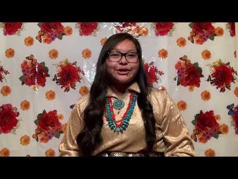2020 8th Grade Promotion - Santa Fe Indian School