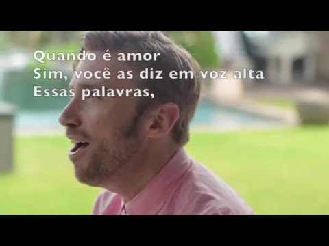 What Are Words   Ft  Peter & Evynne Hollens   ThePianoGuys  Tradução