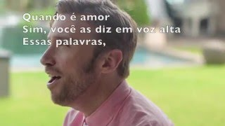 Gambar cover What Are Words   ft  Peter & Evynne Hollens   ThePianoGuys  Tradução