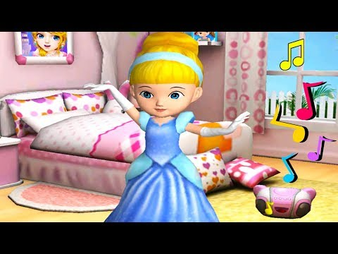 Fun Baby Care - Ava the 3D Doll Kids Game - Play Bath Dress Up Feed Dance Gameplay For Girls