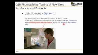 Webinar on Pharmaceutical Photostability