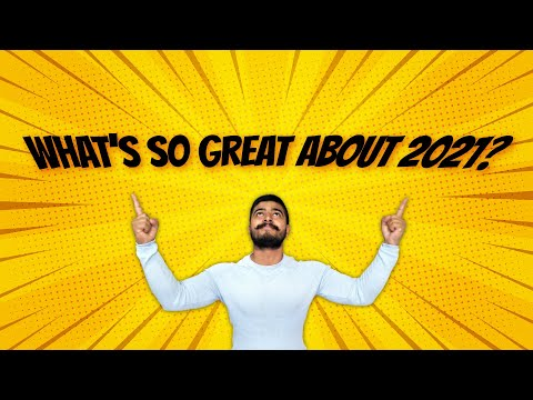 What's so great about 2021 ?? Happy New Year From Inquisitive Thinking !!