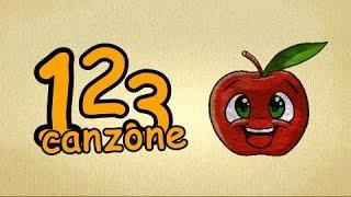 canzone dei numeri da uno a dieci   impara a contare in italiano   Numeri da uno a dieci
