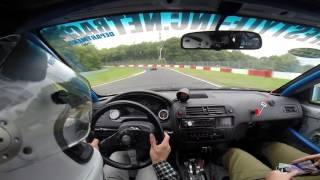 Honda Civic K24 - Nurburgring Nordschleife Touristenfahrten BTG 8:20
