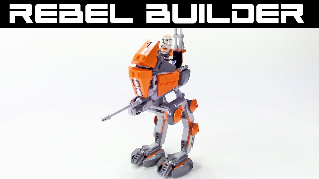 How To Build A Lego Star Wars At Rt