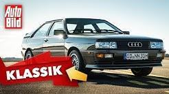 Audi quattro (1980): 40-jähriges Jubiläum - Allrad - Coupé - Infos