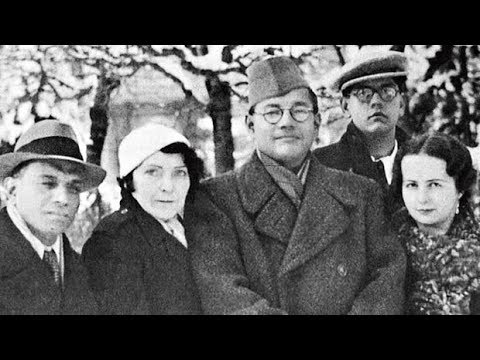 How Did Subhas Chandra Bose Met ( Wife ) Emilie Schenkl Daughter Anita Bose  Pfaff Tells The Story - YouTube
