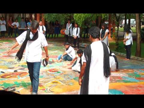 Street Play At Manipal School Of Communication