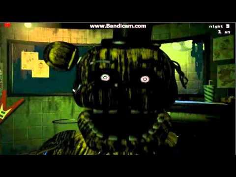 Phantom Freddy sings The Number Taker Song