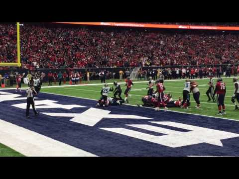 Houston Texans 2016 - Sights & Sounds...