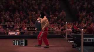 WWE 13 The Great Khali Does Sin Cara Entrance