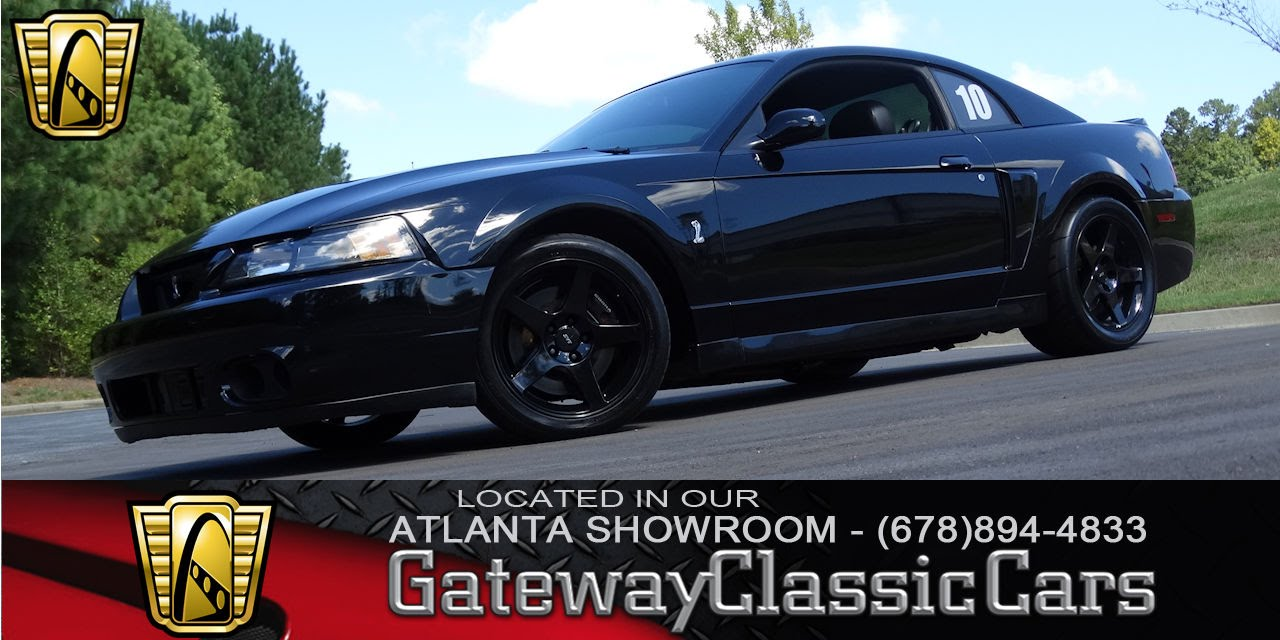 2003 Ford Mustang Svt Cobra Gateway Classic Cars Of Atlanta 44
