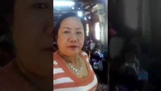 Bữa cơm chia tay tại nhà sàn Bản lác Hòa Bình