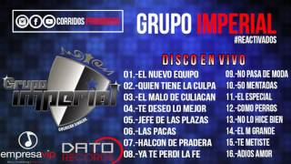 GRUPO IMPERIAL - DISCO EN VIVO #REACTIVADOS