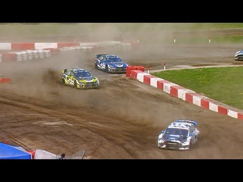 Steve Arpin Just Loves Rallycross | Nitro World Games 2018