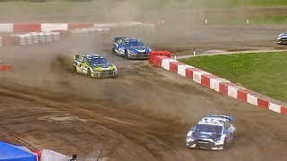 Steve Arpin Just Loves Rallycross | Nitro World Games 2018
