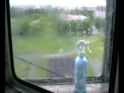 Как быстро помыть окна без усилий и
