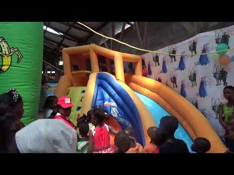 Children Playground in Monrovia Liberia