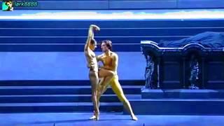 【时辰之舞 Dance of the Hours】西班牙前卫瑰丽的芭蕾舞 Letizia Giuliani, Angel Corella 领舞