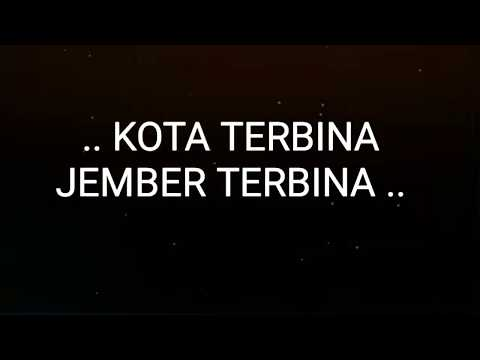 LAGU REGGAE TERBARU ( LARREGAE - KOTA TERBINA JEMBER TERBINA )