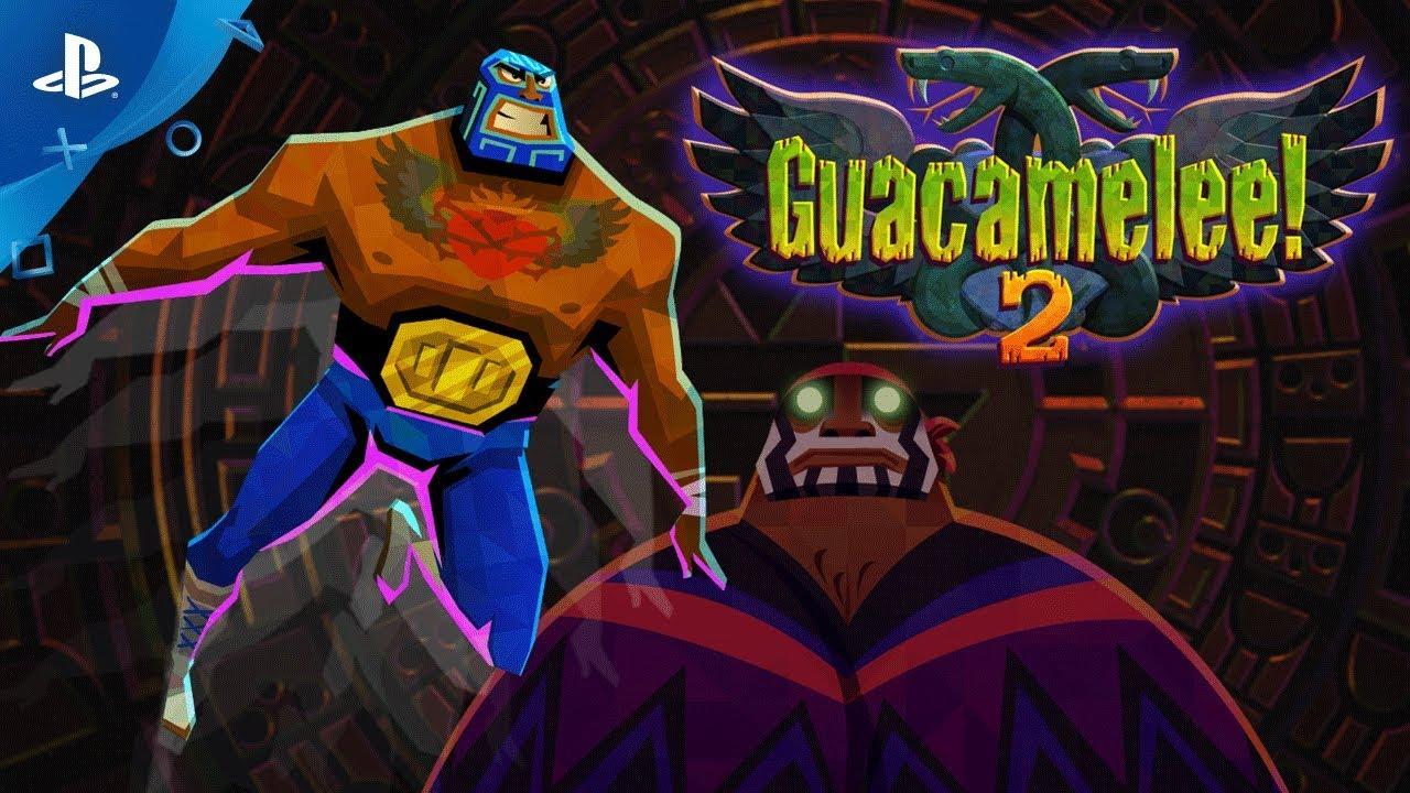 Guacamelee! 2 – Announce Trailer | PS4
