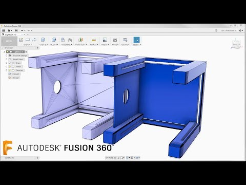 Quick! Modify an STL file — Fusion 360 Tutorial — #LarsLive 118