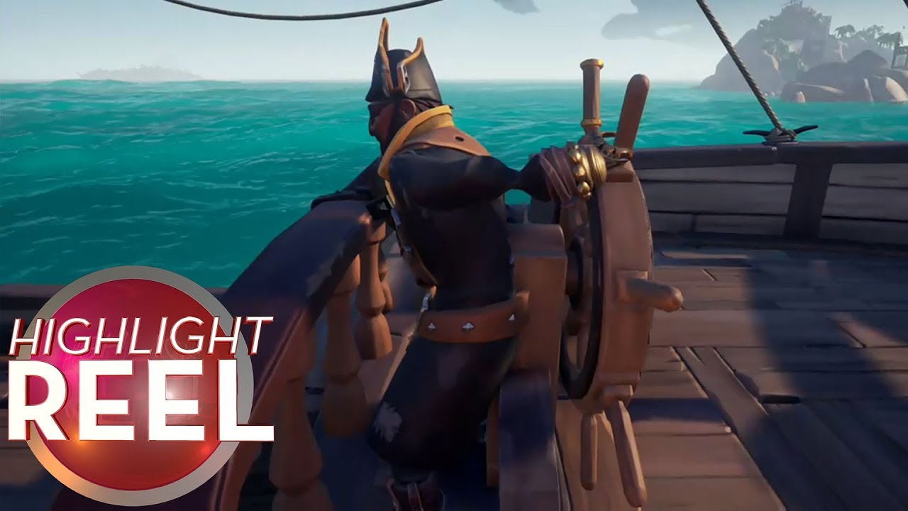 Highlight Reel #421 - Sea Of Thieves Pirate Has Moves