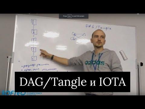 Технология DAG/Tangle и криптовалюта IOTA