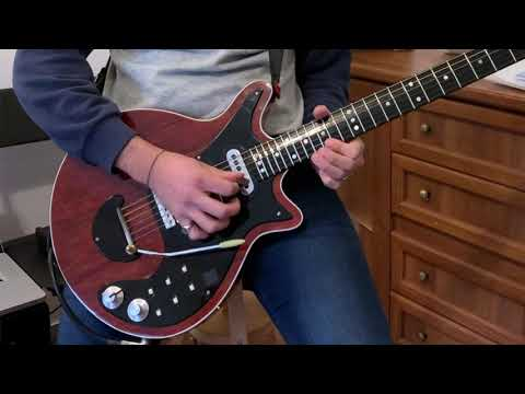 Download Killer Queen solo - one take using AmpliTube 5