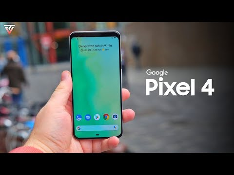 Google Pixel 4 XL HANDS ON