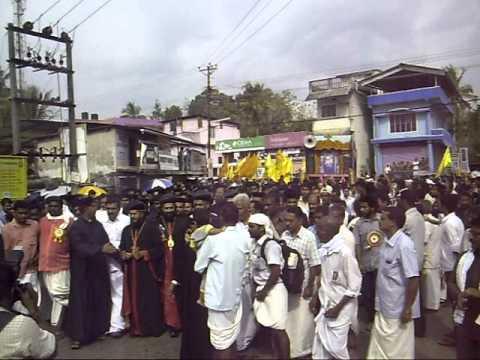 Manjanikkara Theerthayathra 2012