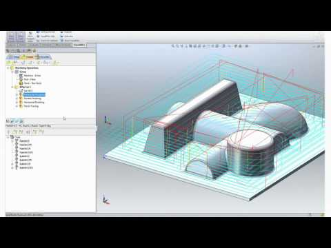 CAD/CAM Slam! VisualMILL For SolidWorks