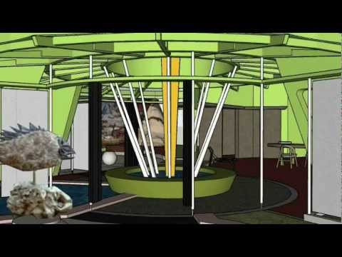 Living Room Classic Interior Designs For Small Forbidden Planet - Home Of Dr Morbius Youtube