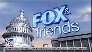 FOX and Friends 12/8/19 | Fox & Friends Fox News decemb­e­r 8, 2019