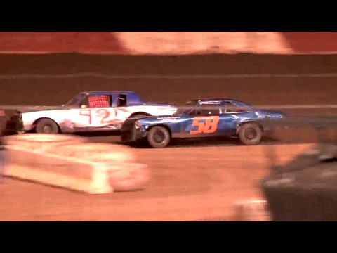 Perris Auto Speedway PASSCAR American Factory Stocks Main Event 5-13-17