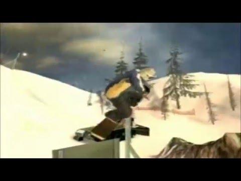 (XBOX) TransWorld Snowboarding - Trailer