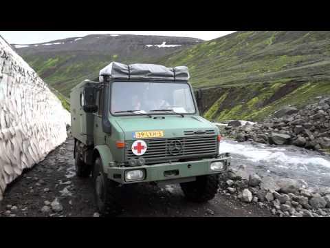 Iceland 2013 Unimog U1300L
