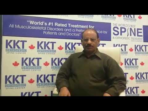 Muhammad Nazhar's recovery journey | KKT Orthopedics Spine Center #Orthopedicsurgery