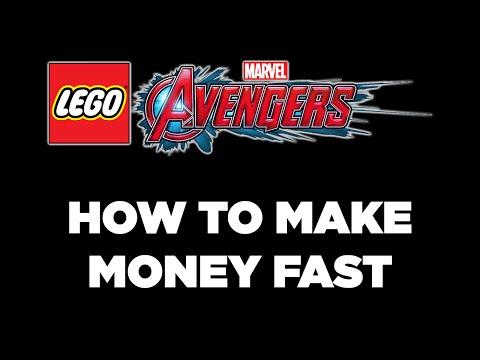 LEGO Marvel's Avengers - Cheat Codes