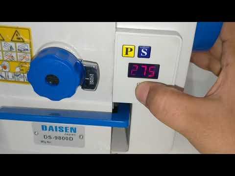 Daisen Japan Industrial Sewing machine DirectDrive