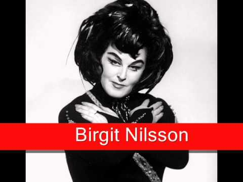 Birgit Nilsson: Verdi - MacBeth, 'Vieni! t'affretta! Or tutti sorgete, ministri infernali'