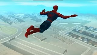 GTA San andreas Spiderman 3 Peds.wmv