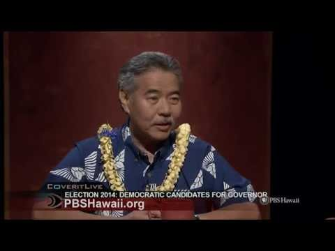 PBS Hawaii - Insights Election 2014: Democratic Candidates for Governor